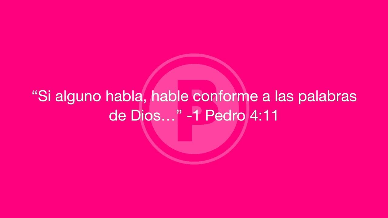 14.la palabra de dios