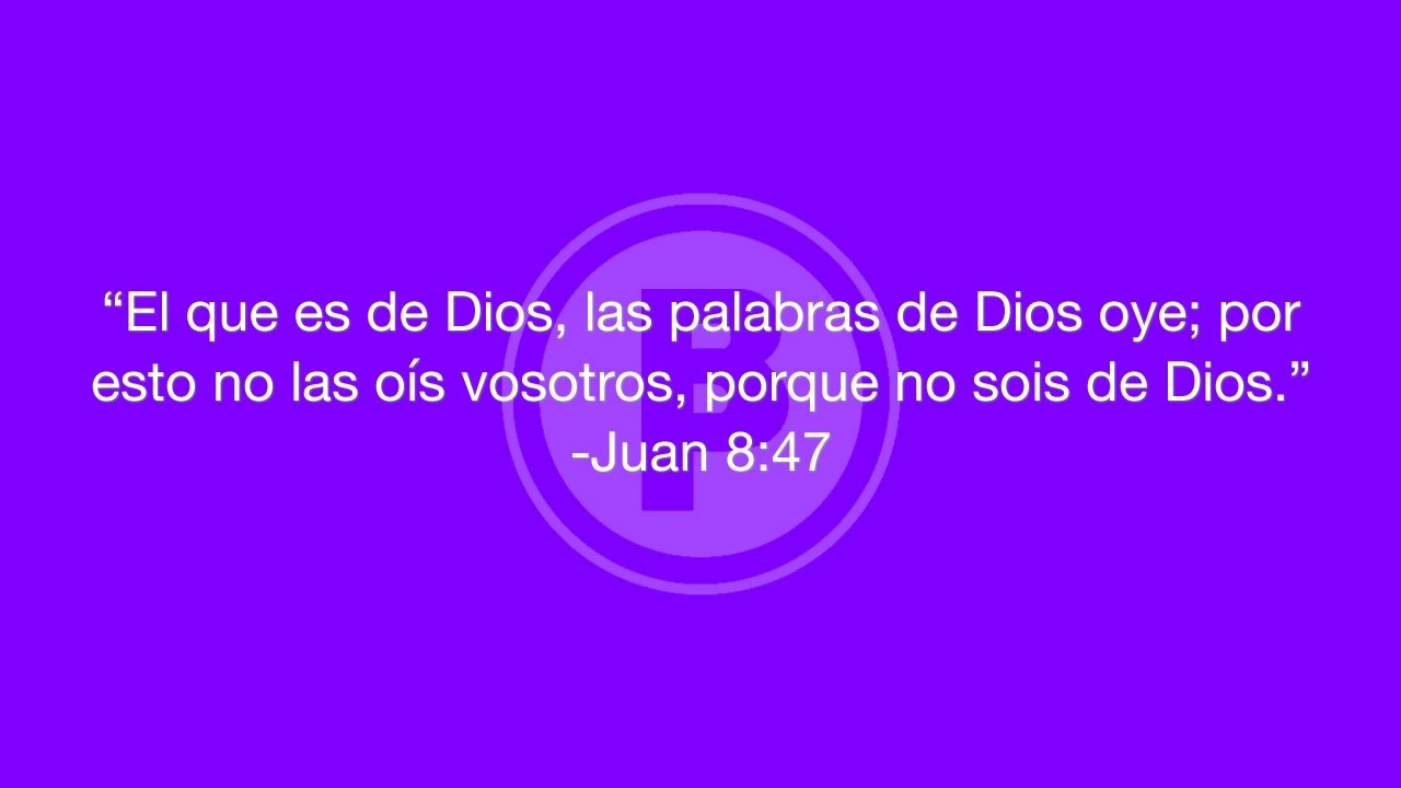 5.la palabra de dios